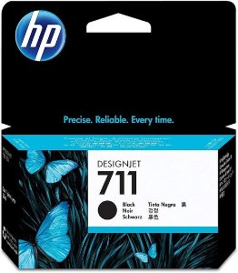 HP 711 Preto PLUK 38ml