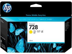 HP 728 Amarelo PLUK 130 ml