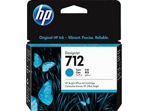 HP 712 Ciano PLUK 29ml