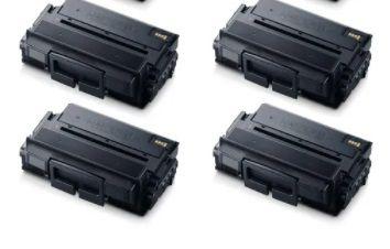 4x Toner D203U Samsung 4070 M4020ND/M4070FR