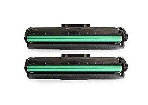 2X Toner Samsung D101 - MLT 2165/SCX 3405