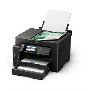 Impressora Multifunc Epson EcoTank L15150 - Colorida Wi Fi/Ethernet/USB, A3