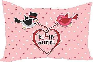 Almofada Dia dos Namorados - Be my Valentine