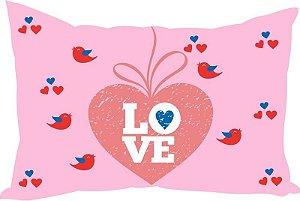 Almofada Dia dos Namorados - Love