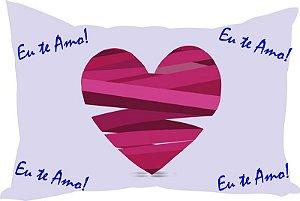 Almofada Dia dos Namorados - Eu te Amo