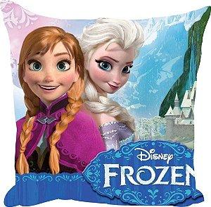 Almofada Frozen - Princesas Elsa e Anna