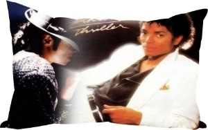Almofada Retrô - Michael Jackson