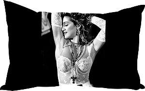 Almofada Retrô Madonna Like a Virgin