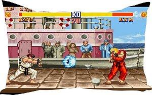 Almofada Retrô Street Fighter