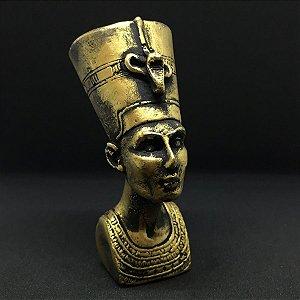 ESTÁTUA Nefertiti (esposa do Faraó)
