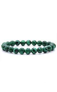 Pulseira Kodo Acessórios Pedra Verde