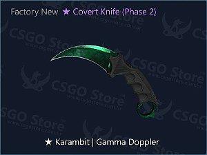 ★ Karambit Gamma | Doppler