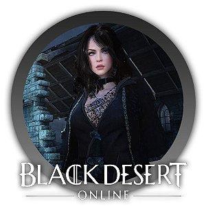 Silver Black Desert