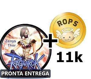 2B Zenys Ragnarok @Thor + 11k de Rops