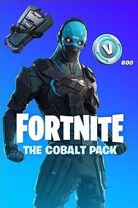 Pacote Cobalto - Fortnite