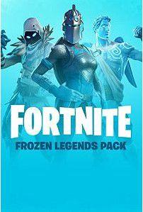 Pacote Lendas Congeladas - Fortnite