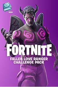Pacote de desafios do Guarda do Amor Caído - Fortnite