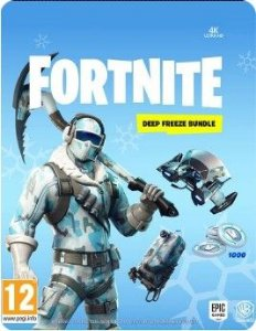 Deep Freeze Bundle - Fortnite