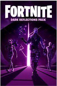 Pacote Reflexões Sombrias - Fortnite / Código 25 Dígitos para Xbox