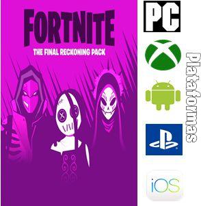 Pacote O Juízo Final - Fortnite