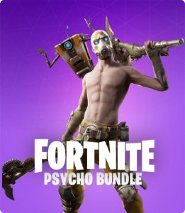 Psycho Bundle - Fortnite