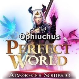Moedas Perfect World - Ophiuchus