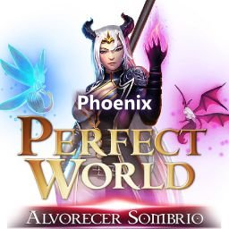 Moedas Perfect World - Phoenix