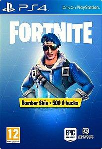Bomber Skin - PS4 - Região Europa