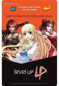 Cartão LevelUp