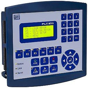 Controlador Lógico Programável WEG PLC300