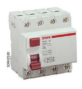 Interruptores Diferenciais Steck Linha DR