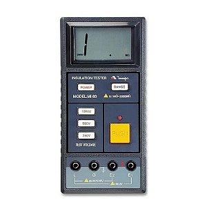 Megômetro Digital MINIPA MI-60