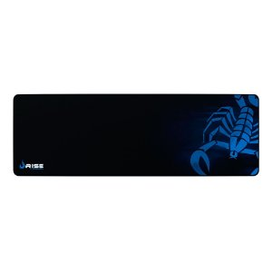 Mousepad Rise Gaming Scorpion Extended Borda Costurada RG-MP-06-SK
