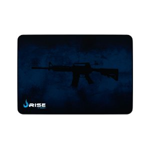MOUSEPAD RISE GAMING M4A1 GRANDE BORDA COSTURADA RG-MP-05-M4A
