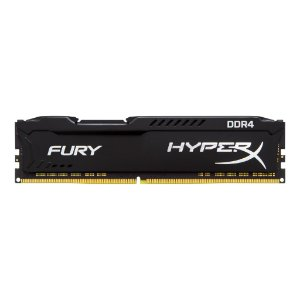 Memória Kingston HyperX FURY 4GB 2133Mhz DDR4 CL14 Black Series HX421C14FB/4