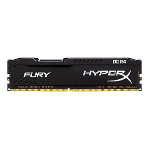 Memória Kingston HyperX FURY 4GB 2133Mhz DDR4 CL14 Black Series HX421C14FB/4