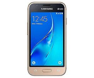 Smartphone Samsung Galaxy J1 Mini SM-J105B/DL Dourado