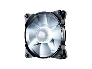 FAN COOLER MASTER 120MM JETFLO LED BRANCO, R4-JFDP-20PW-R1