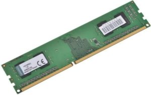 Memória Kingston 2GB 1600MHz DDR3 CL11 KVR16N11S6/2