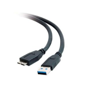 Cabo USB 3.0 AM/Micro-USB Pluscable  1.8M PC-USB1832