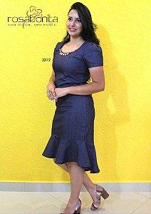 Vestido Helena - Tricolini Jeans - 3272