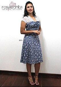 Vestido Nicole - Viscose - 3274