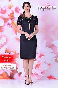 Vestido Grazi - Sarja - 3198