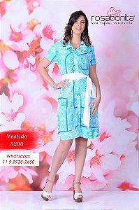 Vestido Cris - Viscose - 3200