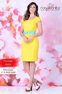 Vestido Helena - Sarja - 3205