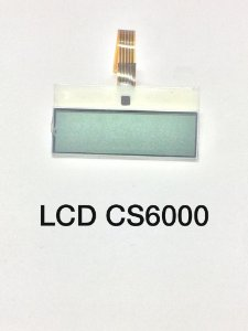 PAINEL DISPLAY LCD - CS6000 BROTHER