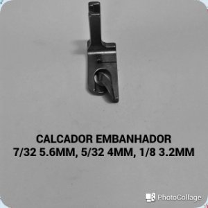Calcador Embanhador 7/32