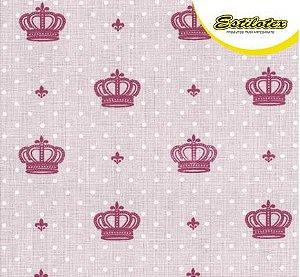 Tricoline Coroa Rosa Estilotex