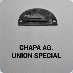 Chapa de Agulha Union Special