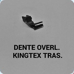 Dente Overloque Kingtex Traseiro